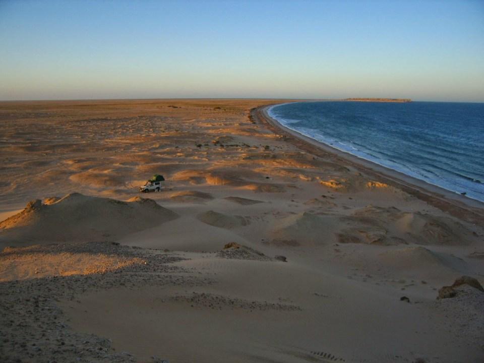 Parque Nacional do Banco de Arguin