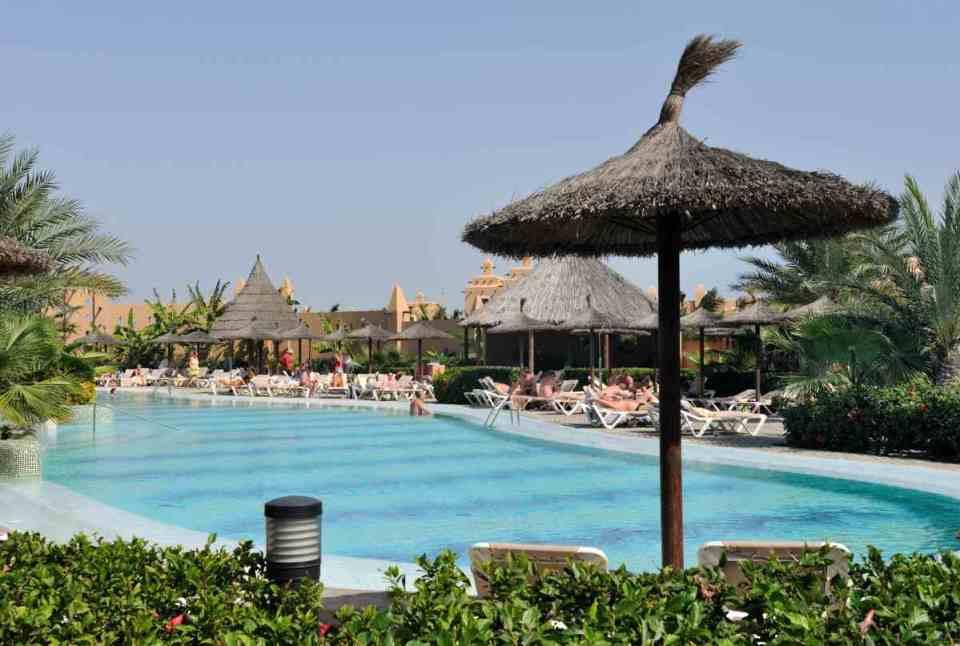 Resort no Sal