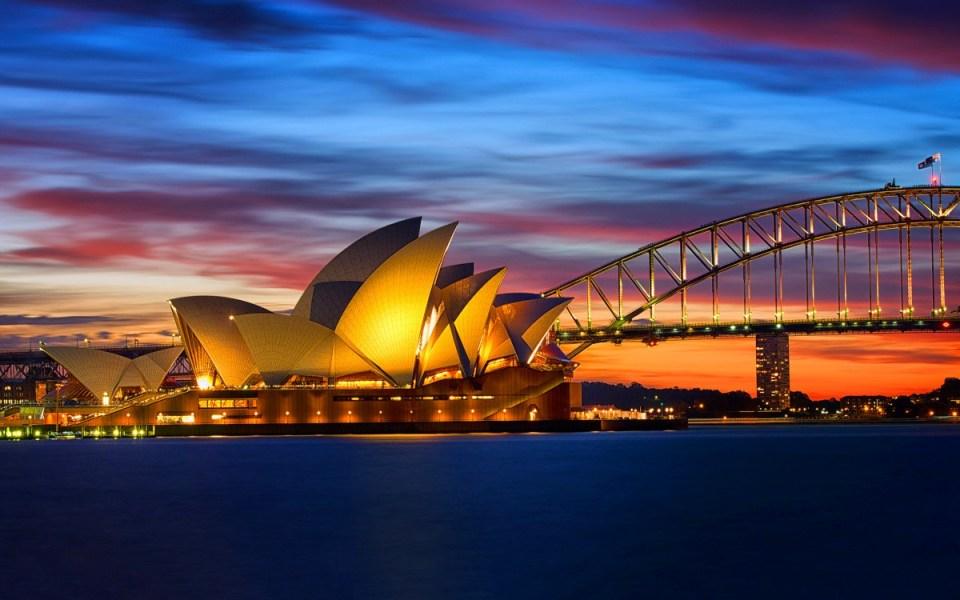 Ópera de Sidney - Austrália