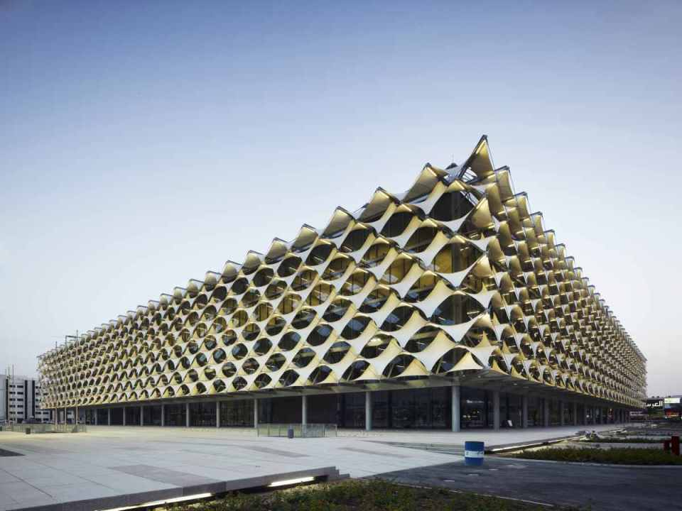 The King Fahad National Library - Riade