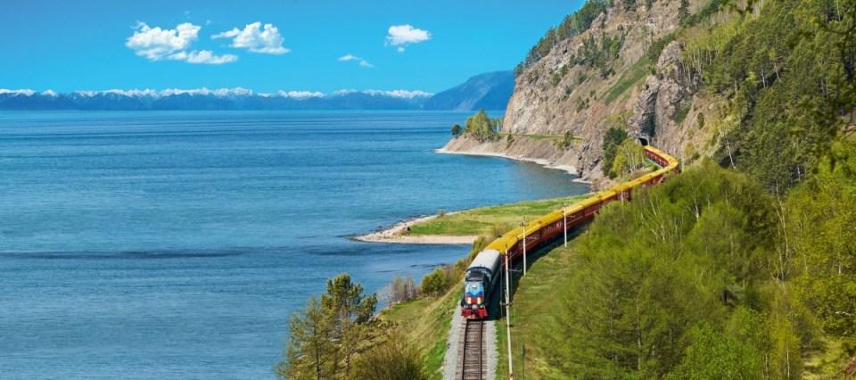 Comboio Transiberiano