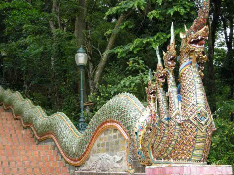 Wat Phrathat Doi Suthep - Chiang Mai