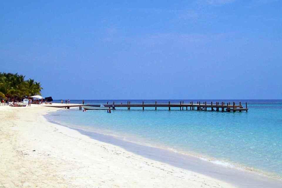 West Bay Beach - Roatan