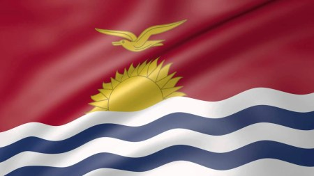 Bandeira de Kiribati
