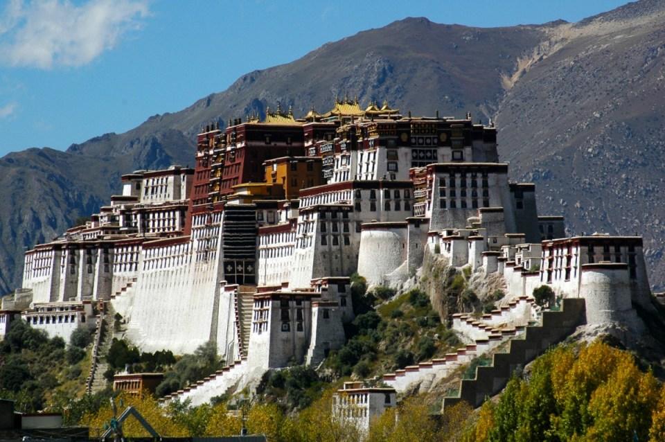 Lhasa - Tibete