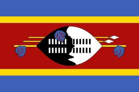 Bandeira da Suazilândia