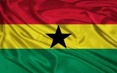 Bandeira do Gana