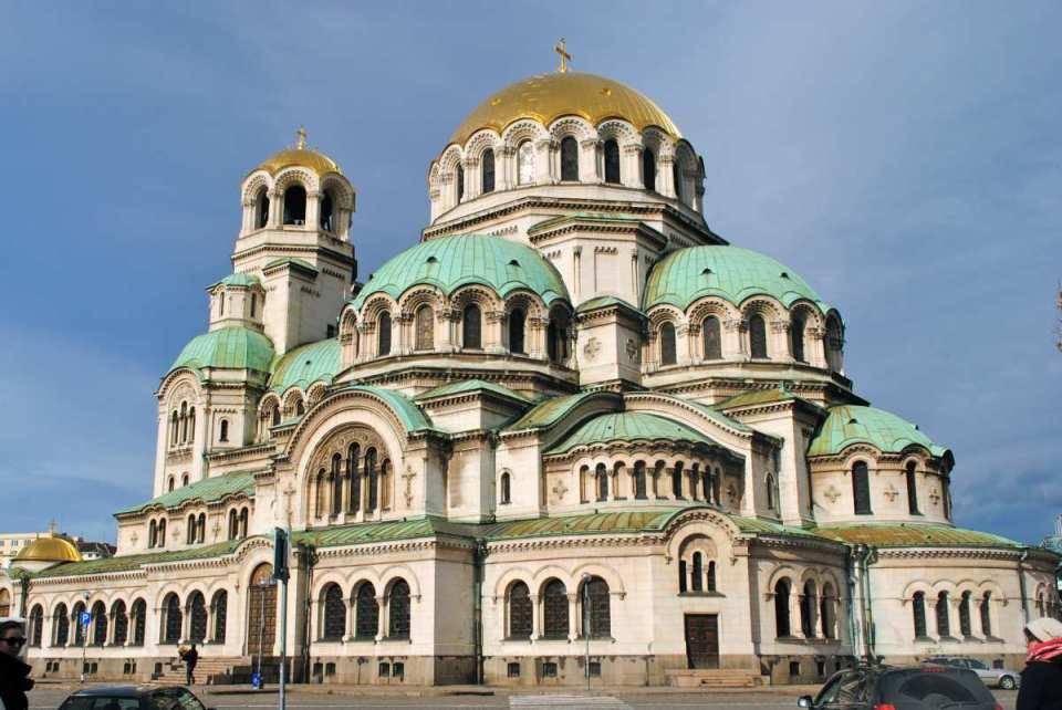 Catedral de Alexander Nevsky - Sófia