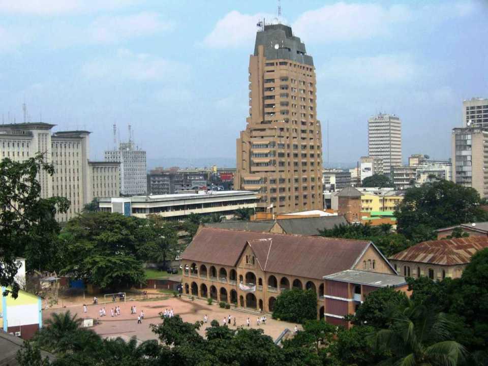 Cidade de Kinshasa