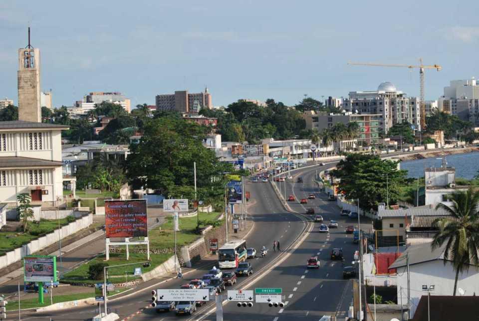 Cidade de Libreville