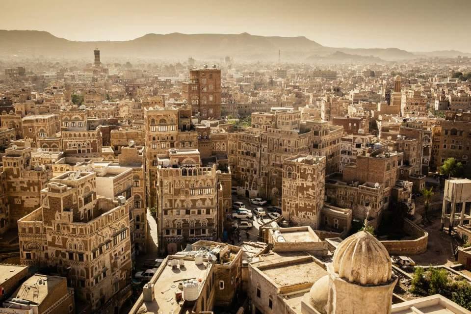 Cidade de Sanaa