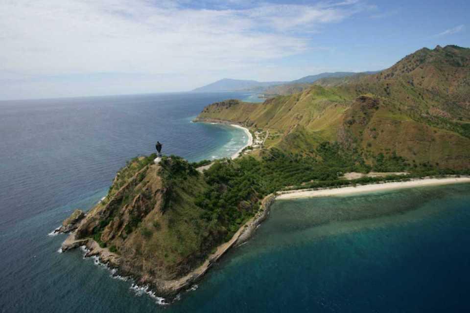Cristo Rei em Dili