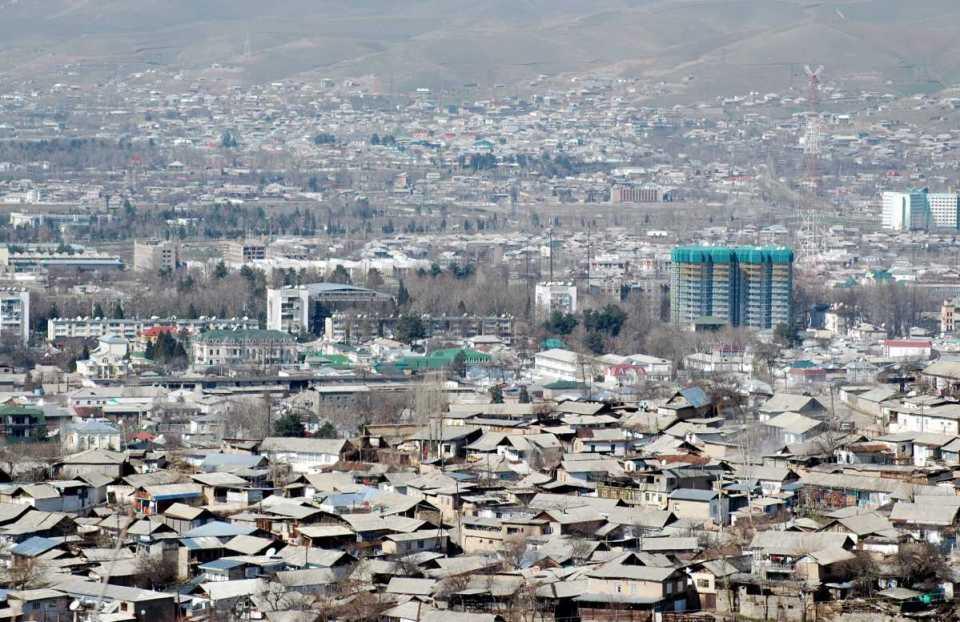 Dushanbé