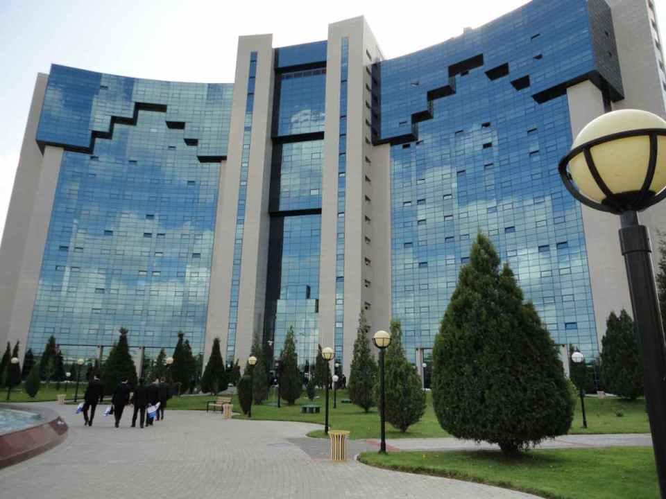 Hotel Intercontinental em Tashkent