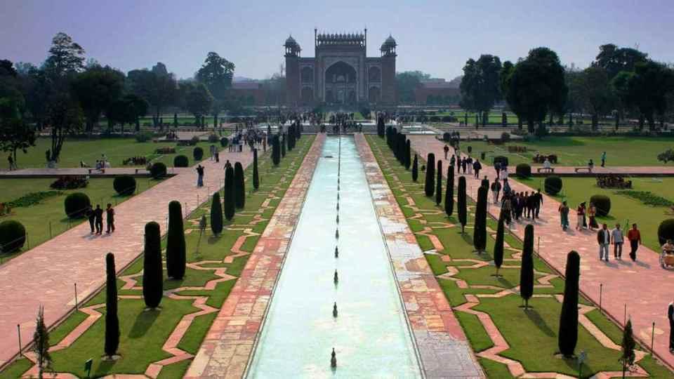Jardins de Shalimar - Lahore