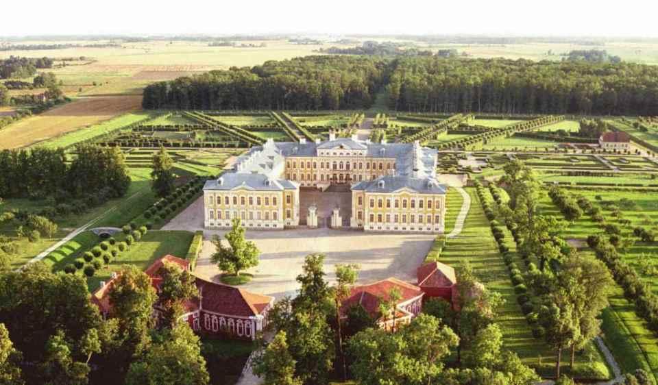 Palácio de Rundale