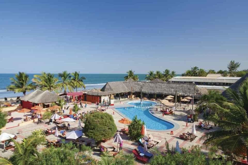 Resort na Gâmbia