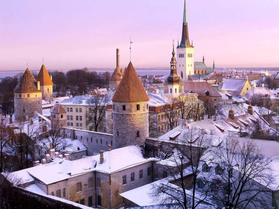 Talin-Estónia