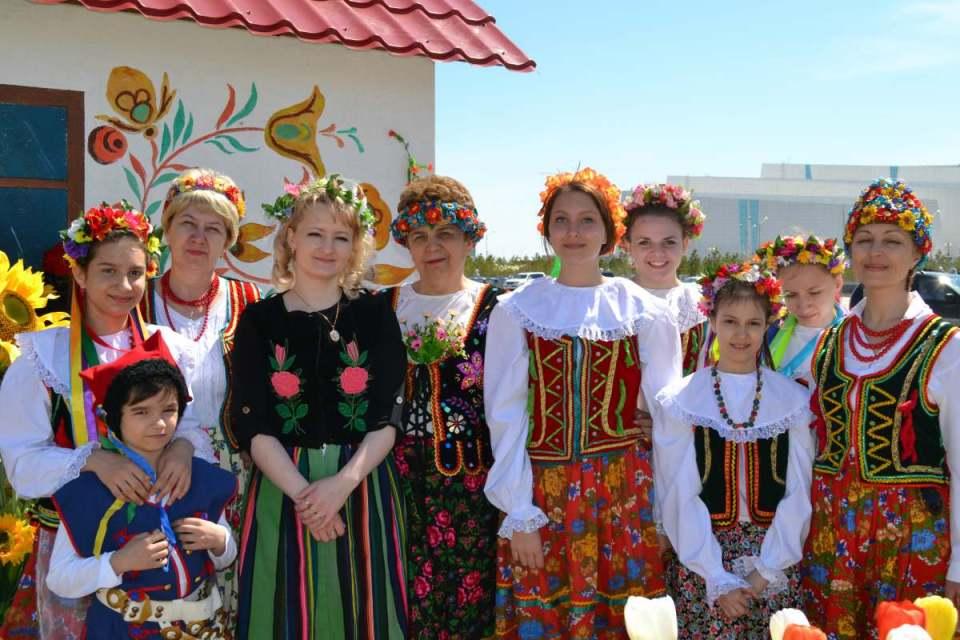 Trajes tradicionais do Cazaquistão