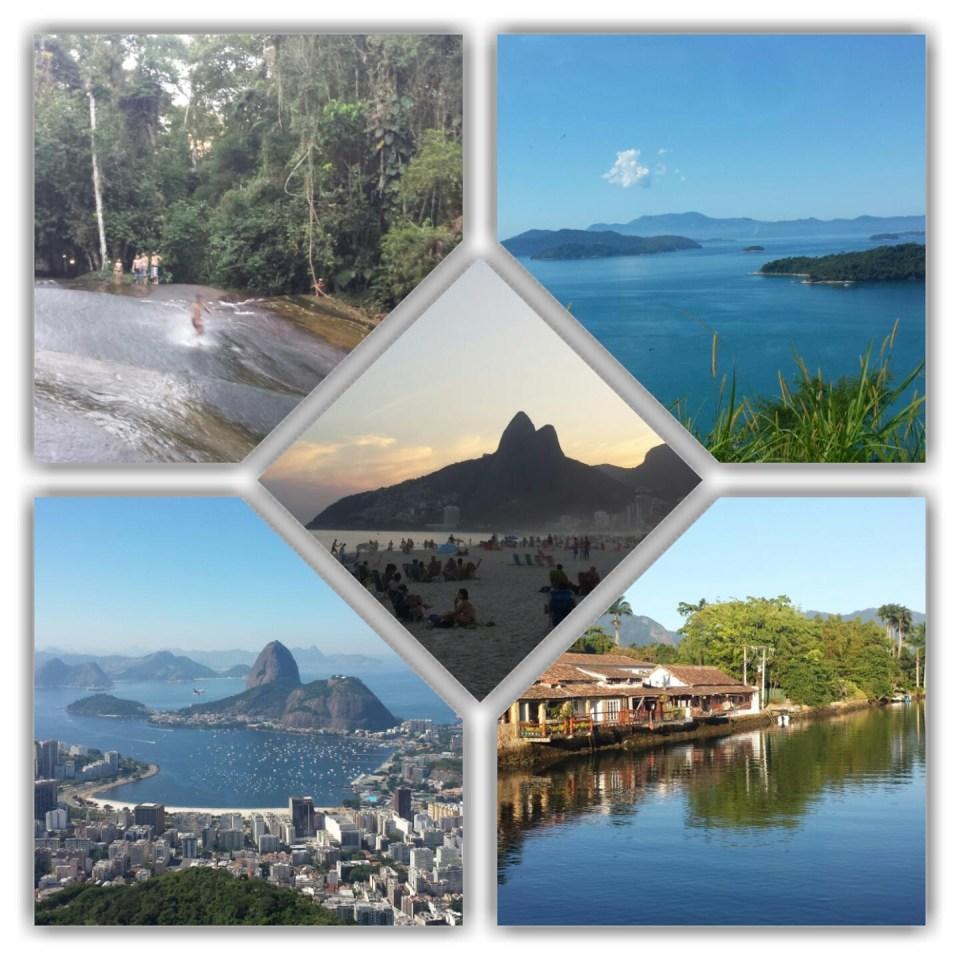 Brasil-Paraty&Rio de Janeiro