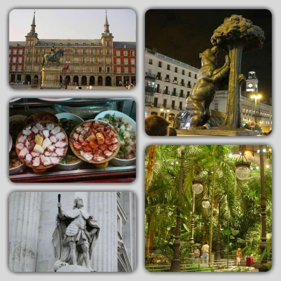 Espanha-Madrid