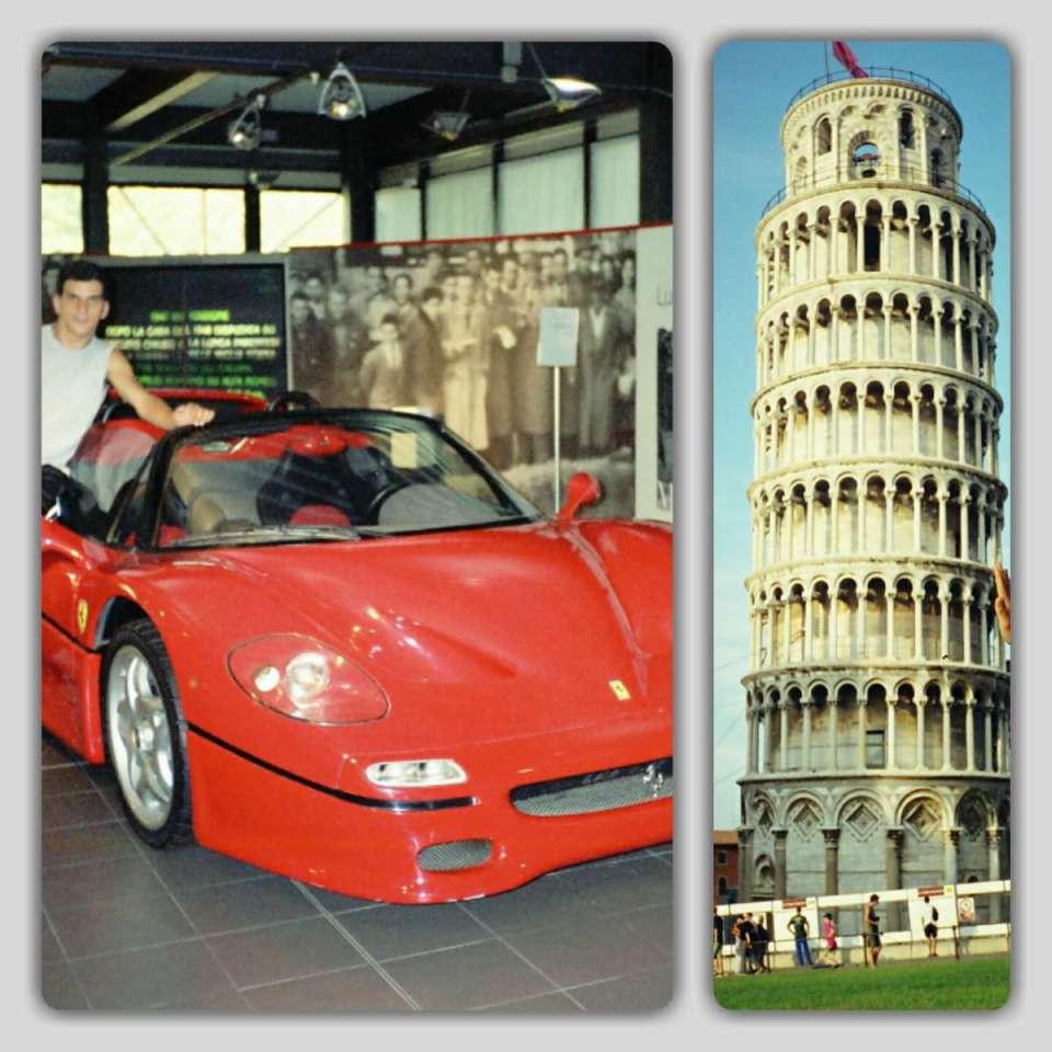 Itália-Pisa&Modena