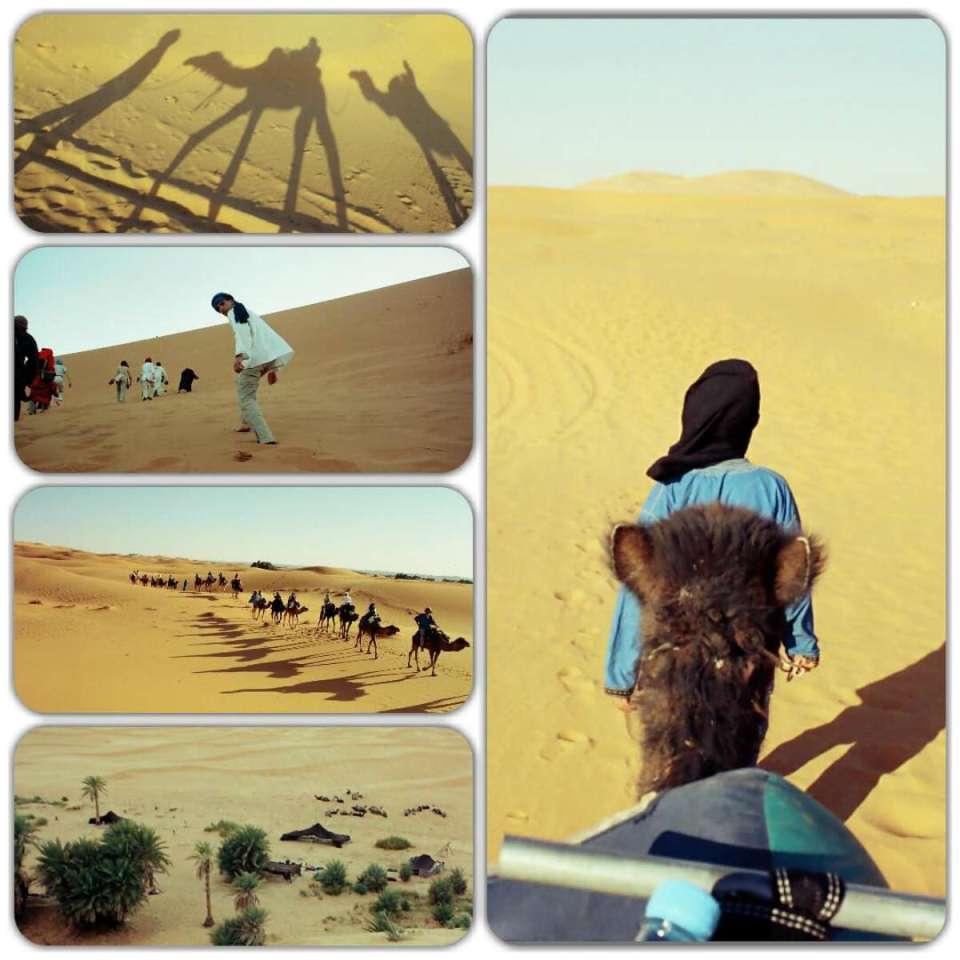 Marrocos-Deserto do Sahara