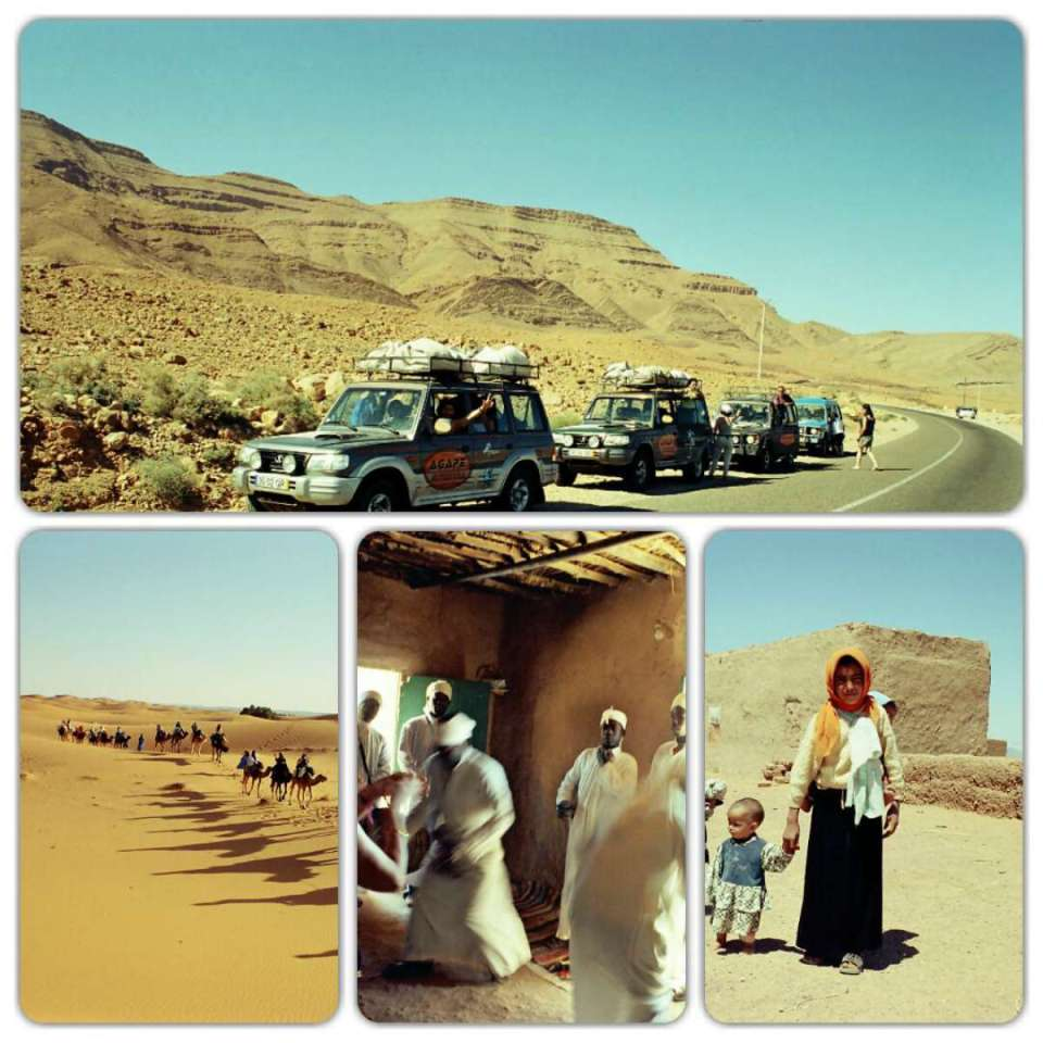 Marrocos-Merzouga