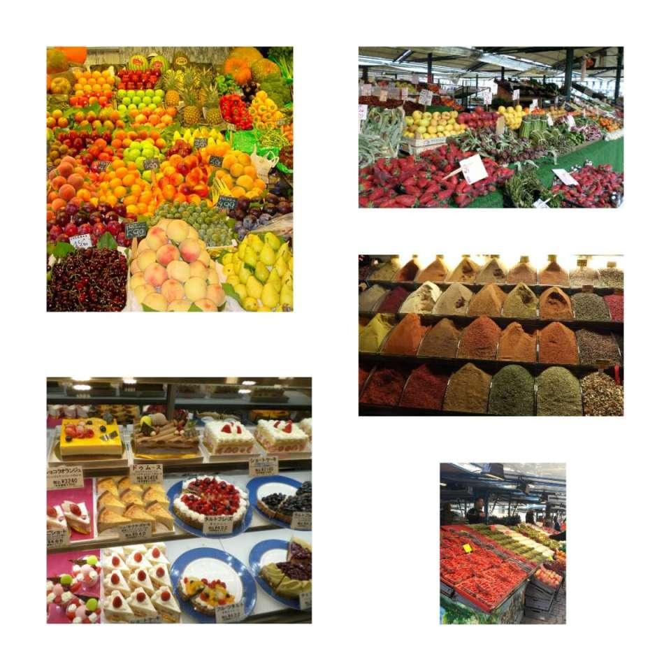 Mercados pelo MUNDO (2)