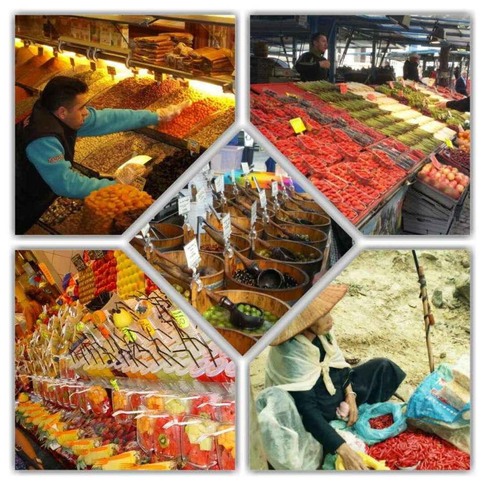 Mercados pelo MUNDO (3)
