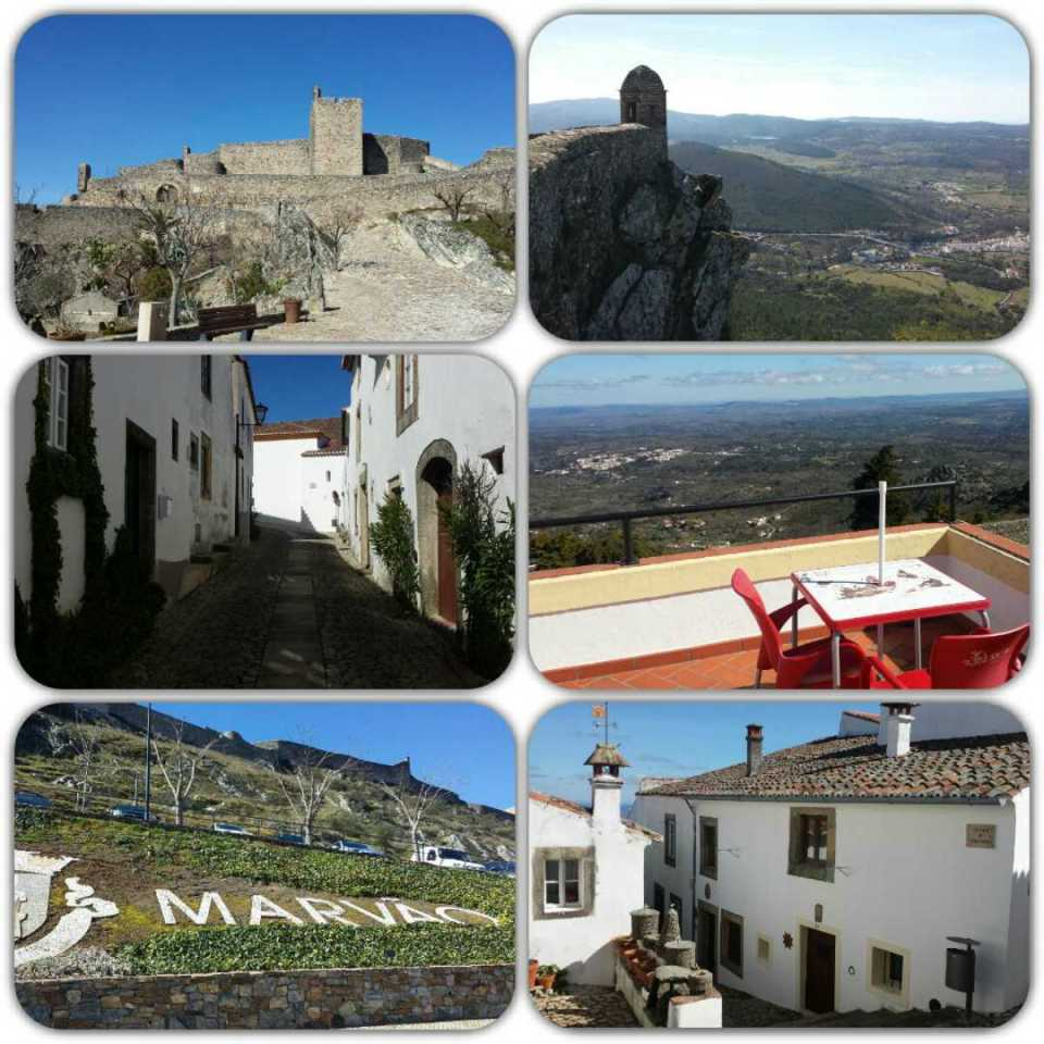 Portugal-Marvão
