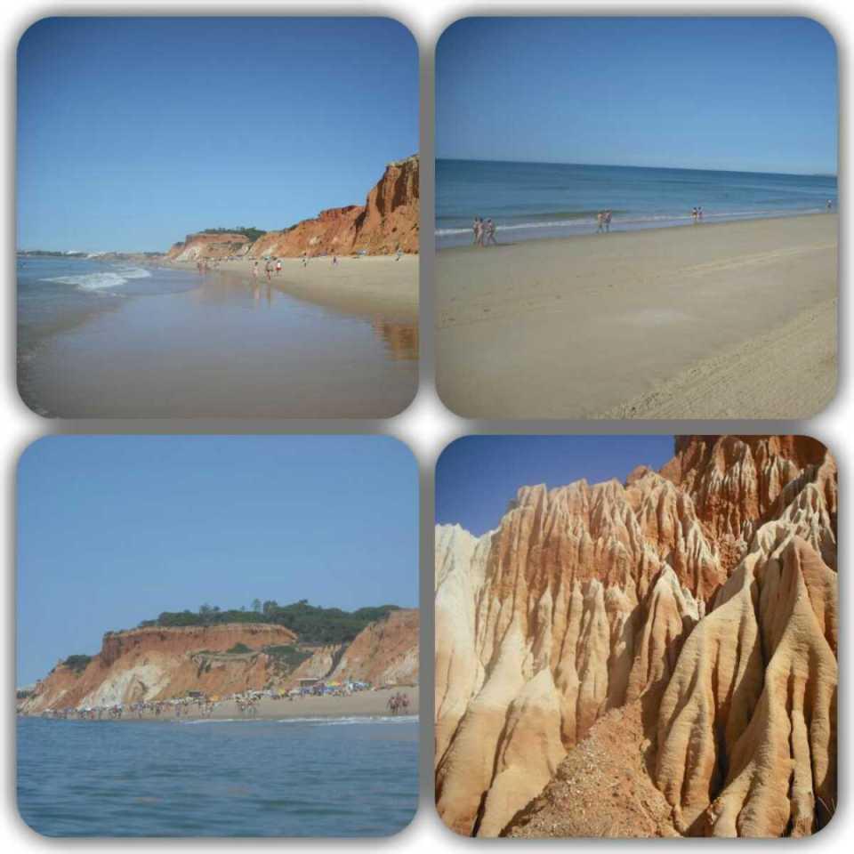 Portugal-Praia da Falésia