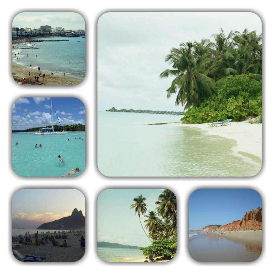 Praias pelo Mundo