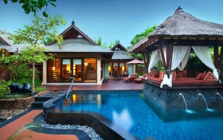 Hotéis de sonho - Bali