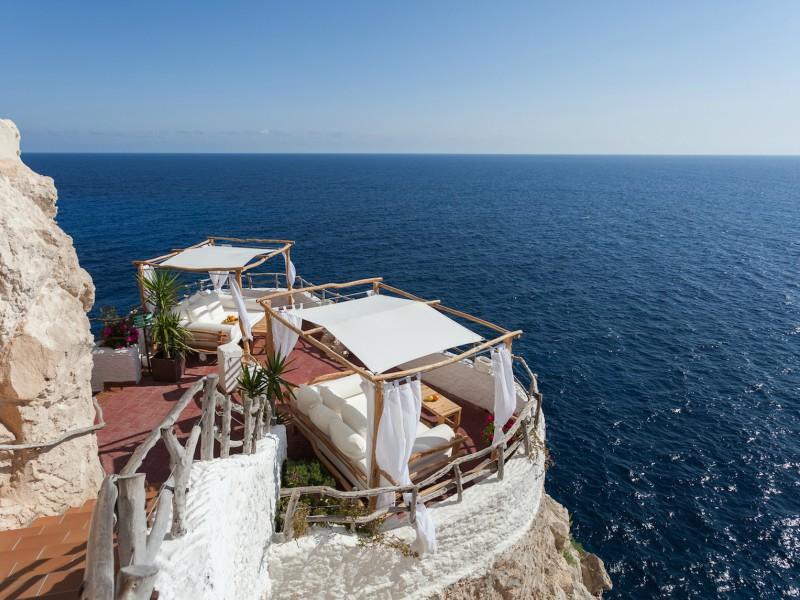 Cova d'en Xoroi - Menorca
