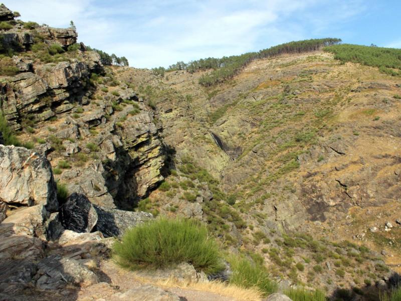 Fisgas de Ermelo- Portugal