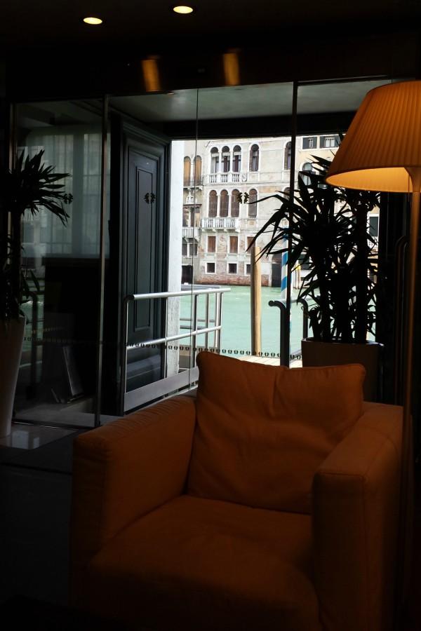 Hotel no centro de Veneza