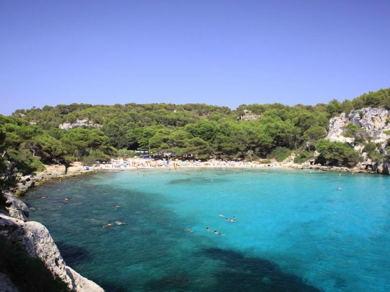 Praia de Cavalleria- Menorca