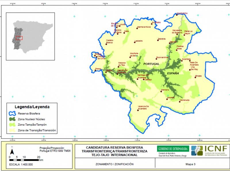 Reserva da Biosfera Transfronteiriça Tejo-Tajo Internacional