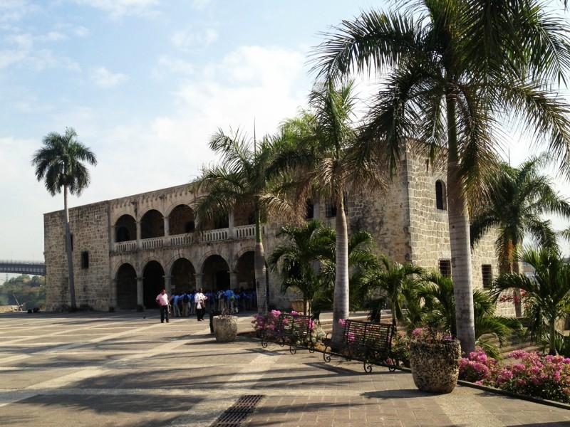 Alcázar de Colón- Santo Domingo