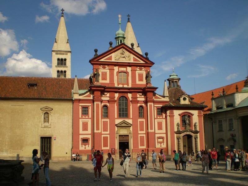 Basilica de São Jorge -  Praga