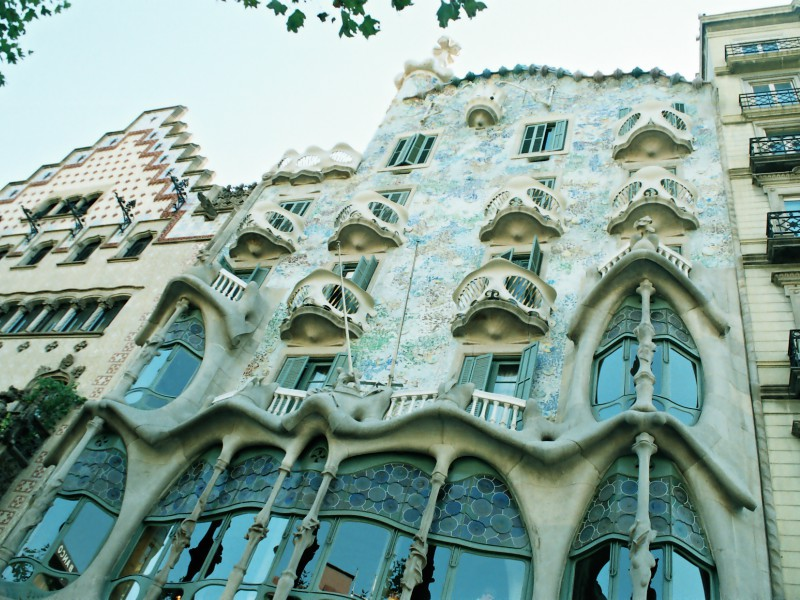 Casa Milá- La Pedrera