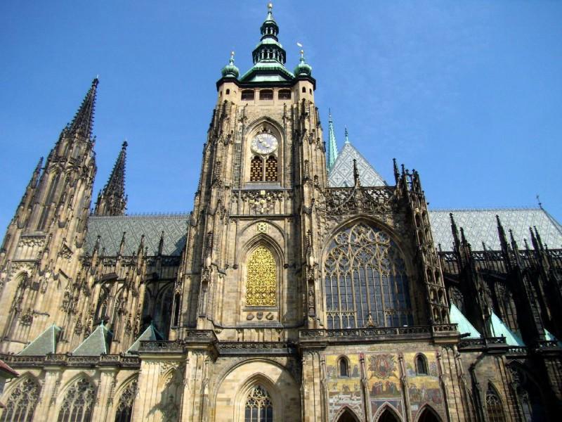 Catedral de São Vito- Praga