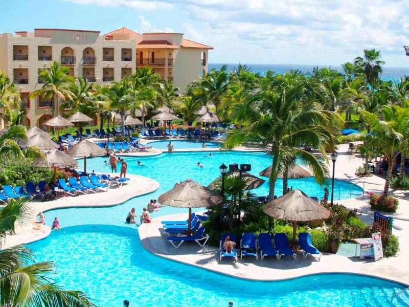 Hotel Sandos Playacar - Riviera Maya