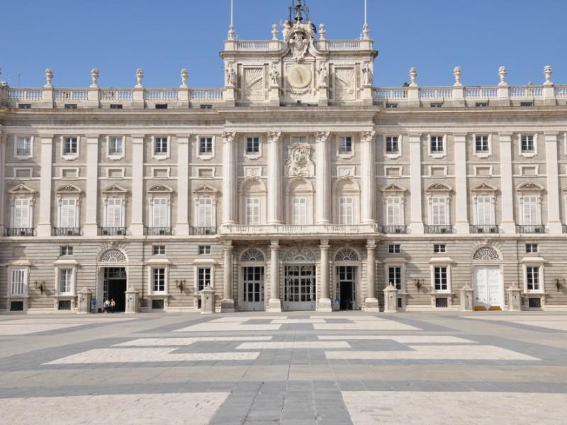 Alojamento em Madrid