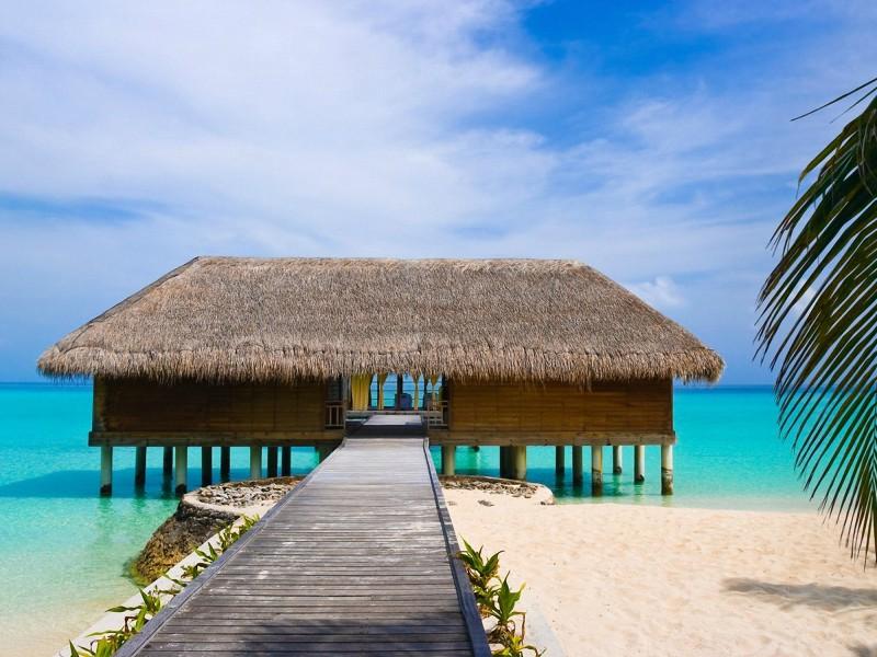 Resort na Tailândia
