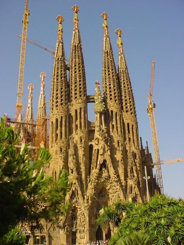 Sagrada Família- Barcelona