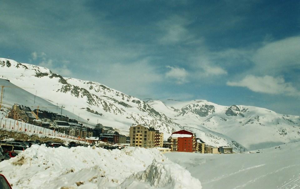 Andorra- Pas de la Casa