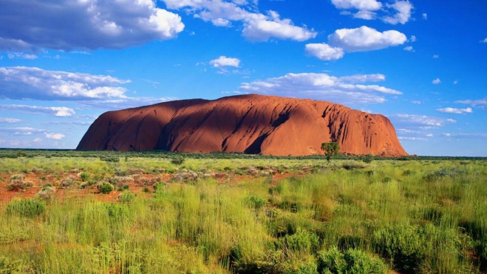 Ayers Rock- Austrália