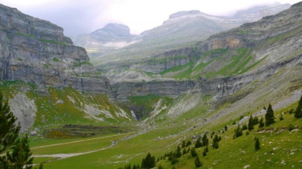 Vale Ordesa e Parque Nacional Monte Perdido